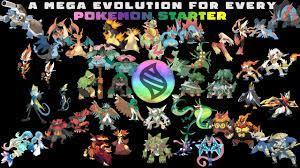 A Mega Evolution For Every Pokemon Starter - YouTube