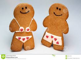 gingerbread man and woman. Unique And Gingerbread Man And Woman On And