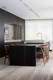 Oak Grey Woodstructure Küche Cocinas Cocina Contemporánea Und