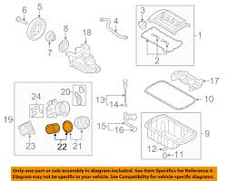 mini oem 07 15 cooper engine oil filter 11427622446