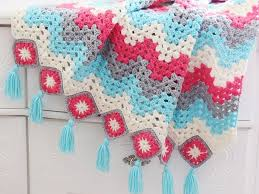 Crochet Ripple Pattern Custom 48 Crochet Ripple Afghan Patterns