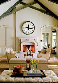 traditional wall clock design affordable living area decor ideas