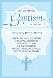 Printable Baptism Invitations Dotted Blue Baptism Christening Invitation Template