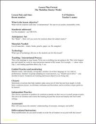 Differentiated Instruction Lesson Plan Template Whatever Happened To Madeline Hunter Larry Cuban On