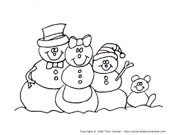 Small Picture Snowman Family Coloring Pages GetColoringPagescom