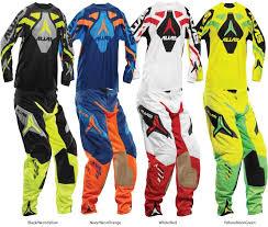 Alias 2014 A1 Jersey Pant Combo Motocross Gear Riding