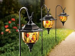 Small Picture Fine Decorative Solar Garden Lights Light N Throughout Design Ideas