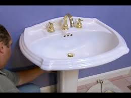 How To Install Bathroom Sink Drain Remodelling New Inspiration Ideas