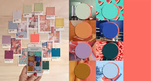 Pantone Colour Chart Australia Color Trends 2020 Starting From Pantone 2019 Living Coral