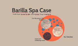 barilla spa case by navneet pandher on prezi