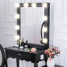 Image Davehayes 20w Makeup Mirror Led Lights 10 Hollywood Vanity Light Bulbs For Dressing Table With Dimmer And Plug Inlinkable 220v 110v Aliexpress 20w Makeup Mirror Led Lights 10 Hollywood Vanity Light Bulbs For