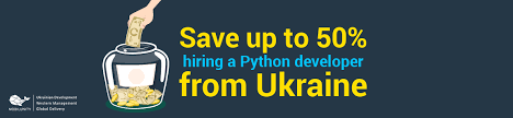 Cost of Python Developer In Ukraine (from $600) 💰 | Mobilunity