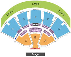 Bonner Springs Amphitheater Seating Chart Klipsch Music Center Seating Chart Best Of Klipsch Music