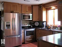 Oak To White Cabinets Quarter Sawn White Oak Kitchen Cabinets Quicuacom