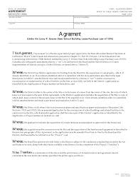 Business Agreement Templates - Fast.lunchrock.co