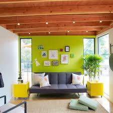 Modern Cottage Living Room Modern Cottage Idea House Living Room Modern Cottage Prefab Sunset