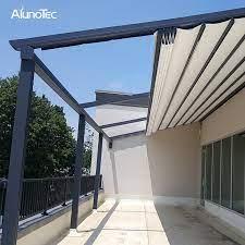china waterproof awning pergola and