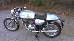 1973 ducati 750 gt round motor custom