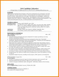 Best Solutions Of Java Experience Resume Sample With Summary 3 Sevte