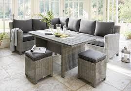 whitewash outdoor furniture. garden furniture weave palma corner set whitewash outdoor r