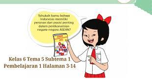 Kunci jawaban buku siswa tema 6 kelas 5 halaman 128 129 130 132. Kunci Jawaban Buku Tema 5 Kelas 6 Halaman 18 Kanal Jabar