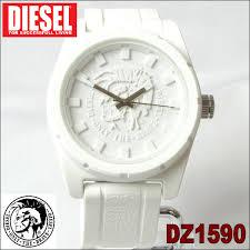 windpal rakuten global market diesel diesel watch rubber diesel diesel watch rubber company rubber company quartz men white foreign countries reimportation model