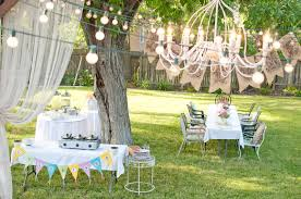 Get Ready For Summer Backyard Parties