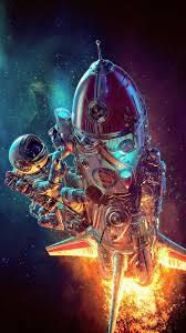 Astronaut iPhone Wallpapers - Wallpaper ...