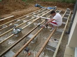La Terrasse Suite Le Blog De Notre Construction Avec Maisons
