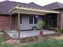 paver patio with pergola. Wonderful With Paver Patio With Pergola With D