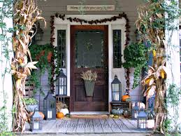 Fall Porch Decorating A Year Of Front Porches Front Porches Porch And Autumn Fall