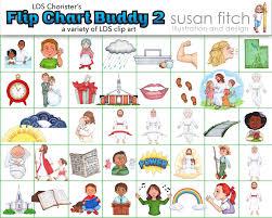 I Belong To The Church Of Jesus Christ Flip Chart Susan Fitch Design New Kit Flip Chart Buddy 2