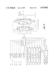 patent us4715012 electronic tractor control google patents patent drawing