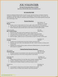 Fill In Resume Templates Updated Fill In Resume New Easy Resume