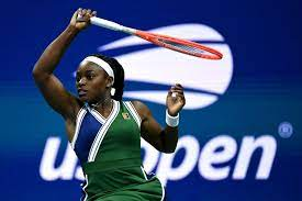 victory over Gauff in US Open second round