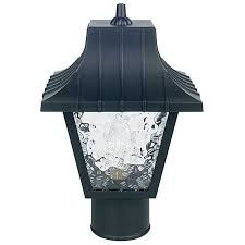 replace your post light plastic