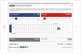 Pay Loan Calculator Bbc Consumer Payday Loan Calculator Bryony Design