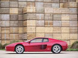 The paris motor show in october 1984 saw the return of the glorious testarossa as heir to the 512 bbi. 1995 Ferrari F512 M Top Speed