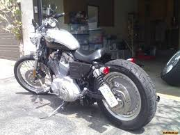 is it considered as chopping the sportster and buell