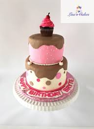 Icecream Themed Birthday Cake Cakecentralcom