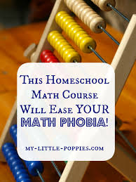 this home math course will ease your math phobia