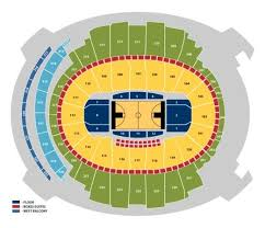 Awesome Madison Square Garden Seating Chart Basketball