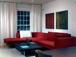 curtains to go with red couch. Beautiful Red For A Bold Red Something High Contrast And Neutral Like White Or Black  As Alice Suggested Could Give You Very Clean Contemporary Look On Curtains To Go With Red Couch