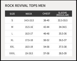 Rock Revival Size Chart Women S Rock Revival Jeans Size Chart The Best Style Jeans