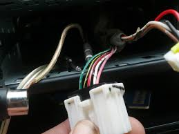 2003 mitsubishi eclipse radio wiring diagram wiring diagram and harness aftermarket radio wiring deckside or adapter