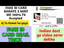 Fb - Generator Fake Youtube For Indian Proof Id