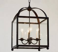retro style cage glass suspension lighting from china light fixture manufacture factory