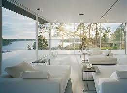 15 amazing glass walls living room designs
