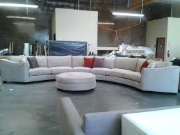 round sectional sofa bed. Circular Sectional Sofa Medium Size Of Semi Circle Couch White Leather Round Bed