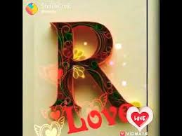 Love Letters Gorgeous What'saap Status Video Song For R Letters R Letters Love YouTube